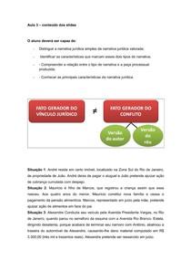 CCJ0009-WL-AMMA-03-Narrativa jurídica simples e narrativa jurídica valorada