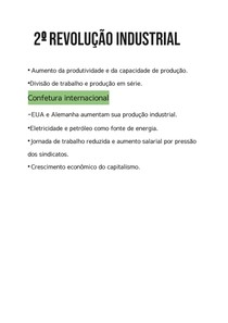 -2º Revolução Industrial-