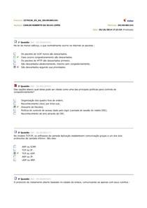 Exercício 06 Analise de Redes