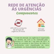 Rede de atenção as urgências - parte 02