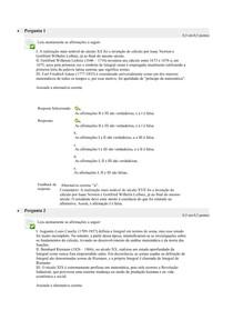 questionario 2 historia da matematica