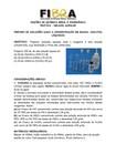 QGI - AULA PRATICA 05 - Preparação de soluções com solutos líquidos