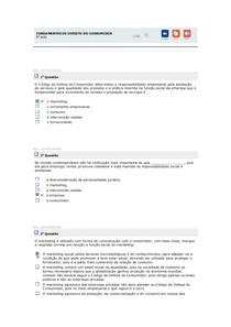 Fundamentos de direito do consumidor aula 8
