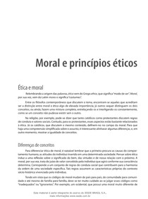 Aula 02 - Moral e princípios éticos