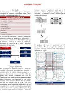 Hemograma Eritrograma