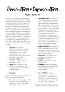 Ovinocultura e Caprinocultura Parte II