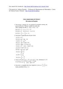 Lista_de_exercicios_Derivadas
