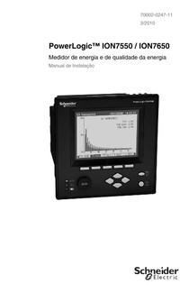 manual ion 7650