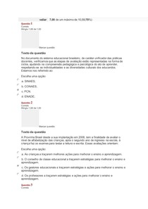 AP1 AP2 avaliaçao