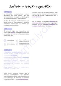 Inibição e indução enzimática