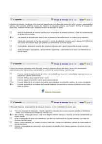 EDUCACAO ESPECIAL EXERCICIOS E SIMULADOS