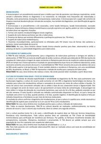 Exames do caso, Medidas de controle da transmissão tuberculose- tutoria 5 fechamento