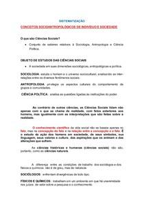 SISTEMATIZAÇÃO - TEXT DAMATA (INDIVÍDUO E SOCIEDADE)