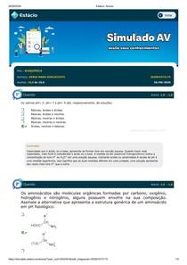 bioquimica simulado