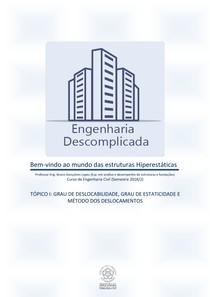 Estrutura Hiperestática 2 - Prof. Eng. Bruno Lopes