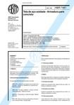 NBR 07481   1990   Tela de Aço Soldada Armadura para Concreto