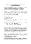 Efeitos térmicos, 2º Lei da Termodinâmica, Entropia, Propriedades Termodinâmicas