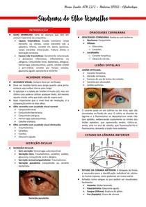 Síndrome do Olho Vermelho - Mirian