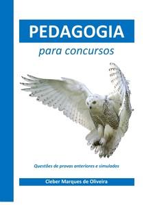 Livro Pedagogia para concursos