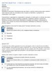 Objetiva nota 80 Análise de Crédito e Risco   Gestão de Talentos