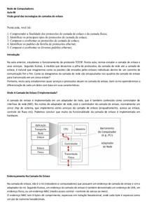 Rede de Computadores 06