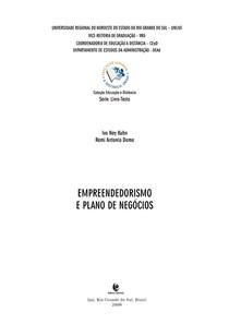 Apostila UNIJUÍ - Empreendedorismo e plano de negócios
