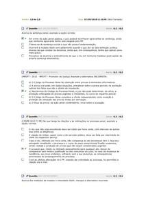 Av1 Direito Processual Penal 2