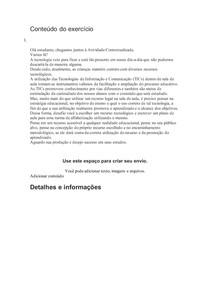 Atividade Contextualizada_Alfabetização e Letramento -
