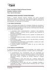 COACHING - TIPOS DE INTERVENÇÕES