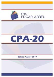 APOSTILA CPA 20 - EDGAR ABREU - 2019