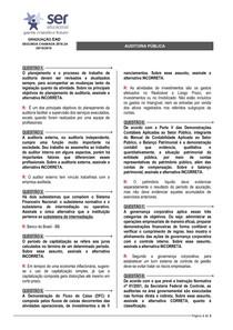 UNINASSAU AUDITORIA PÚBLICA 2018.2A 2º CHAMADA