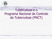 Tuberculose PARTE I