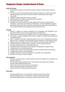 Planejamento Cirúrgico_ Exodontia Elemento 28 Incluso