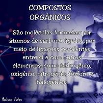 Compostos Orgânicos - Enem