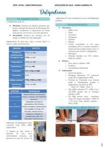 Dislipidemia - AULA