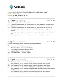 AV OTIMIZACAO DE SISTEMAS DE TRANSPORTE 11.2014