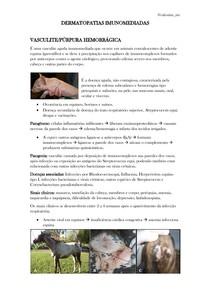 DERMATOPATIAS IMUNOMEDIADAS EM GRANDES ANIMAIS