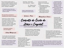 ÓXIDO DE ZINCO E EUGENOL E CIMENTO DE FOSTATO DE ZINCO