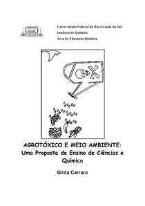 AGROTÓXICO E MEIO AMBIENTE