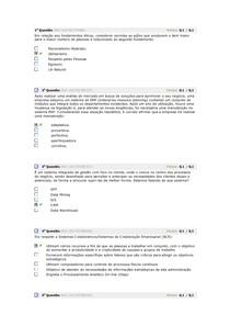 av aprendizado 3 - adm sistema da informaçao
