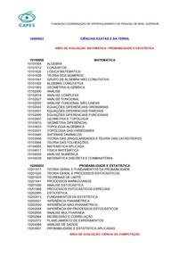 Tabela Áreas Conhecimento 072012 atualizada 2017 v2
