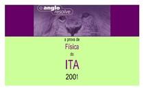 ITA 2001 - Física