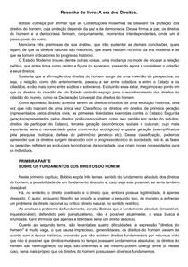 A Era Dos Direitos Norberto Bobbio Pdf
