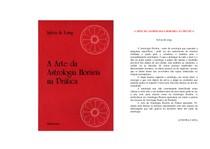 A Arte da Astrologia Horária na Prática - Sylvia de Long