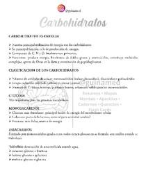 3 - Carbohidratos