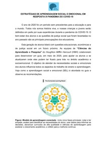 APRENDIZAGEM SOCIOEMOCIONAL NA PANDEMIA DO COVID-19