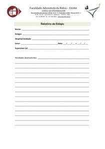 Relatório de Estágio (1)