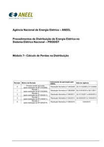 Procedimentos de Rede - ONS -  Módulo7 Revisao 4 2