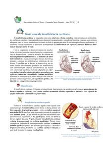 Síndrome de Insuficiência Cardíaca - Fernando Zanette