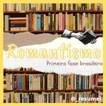 Romantismo - 1ª GERAÇÃO
